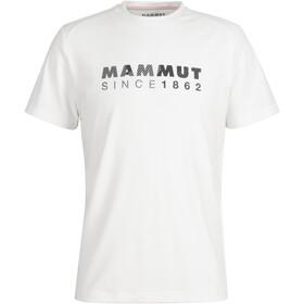 Mammut Trovat T-Shirt Men, blanco
